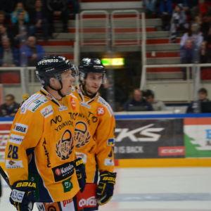 Janne Niskala i Lukkouniform, november 2015.