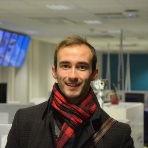 Psykolog Anders Englund