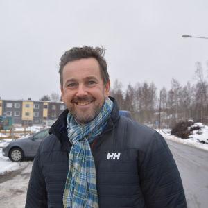 Larsmos styrelseordförande Ulf Stenman.