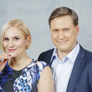 Laura Malmivaara ja Samuli Edelmann