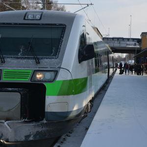 Vasa järnvägsstation