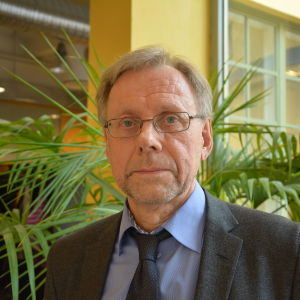 Åbo Akademis rektor Mikko Hupa