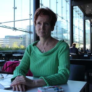 Katarina Pettersson led av ätstörningar och depression i femton år.