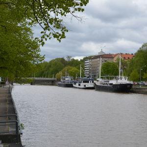 Aura å i Åbo