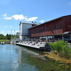 Skärgårdscentret Koproström.