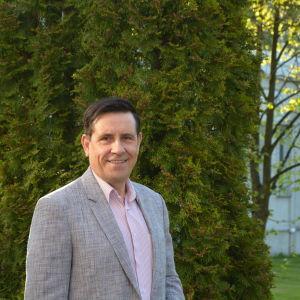Landskapsdirektör Kaj Suomela.