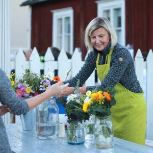 Blomförsäljning
