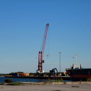 Jakobstads hamn