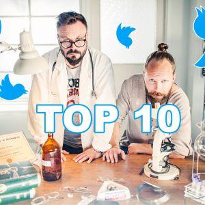 Viidennen jakson TOP 10 twiitit!