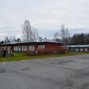Flyktingmottagningen i Korsnäs.