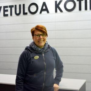 Hanna Nyholm från Expo Österbotten