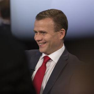 Petteri Orpo Kohti vaaleja puheenjohtatentissä