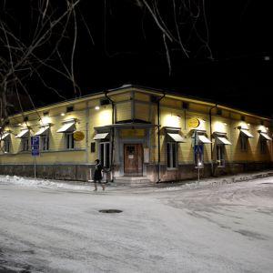 Restaurang Alba Rio i Borgå..