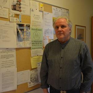 Tore Lund, chef för Pixnekliniken