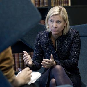 Madgalena Andersson