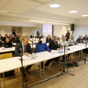 Rättegången mot medlemmar i Nordiska motståndsrörelsen inleddes i Jyväskylä den 3 april 2017.