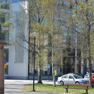 Aktia Bank finns i Campus Allegro i Jakobstad