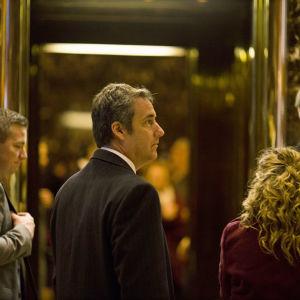Michael cohen, Trumps personliga advokat