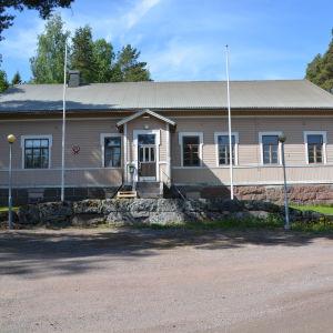 Kommunhuset i Pernå