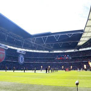 Community Shield 2015 spelades mellan Chelsea och Arsenal