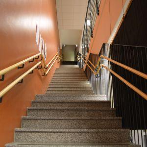 trappa i harjurinteen koulu i Lovisa