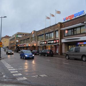 Gata Borgå centrum