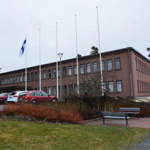 Ämbetshuset i Korsholm.