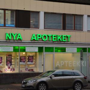Nya apoteket i borgå