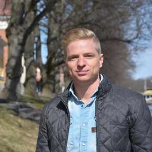 Anton Tasanen.