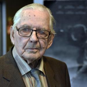 krigsveteranen Valter Nyman