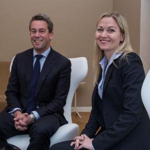 Seksuaalinen ahdistelu / Asianajotoimisto Dittman&Indrenius / Anders Carlberg / Toimitusjohtaja / Hanna-Mari Manninen / Osakas / 17.01.2018