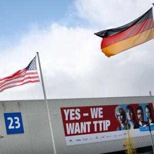 Frihandelsavtalet TTIP