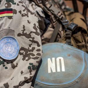 Mali är det farligaste landet för FN:s fredsbevarare. 32. FN-soldater har dödats sedan operationen MINUSMA inleddes år 2013, Bland andra Finland och Tyskland deltar i operationen