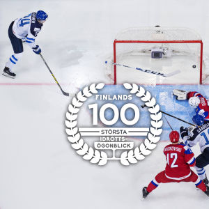 Kasperi Kapanen avgör JVM-finalen 2016 i Helsingfors.