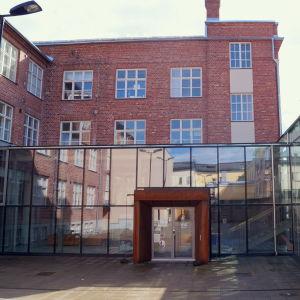 Campus Allegro i Jakobstad.