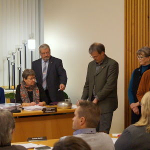 Kronoby fullmäktige valde bildningschef.