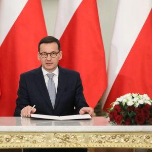 Mateusz Morawiecki, ny premiärminister i Polen