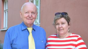 Lars Bergqvist och Carina Nynäs har skrivit en bok om Carl von Linné.