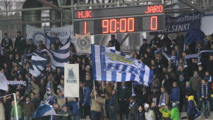 HJK-Jaro 1-0
