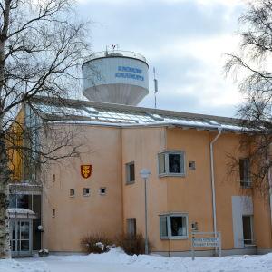Kronoby kommun.