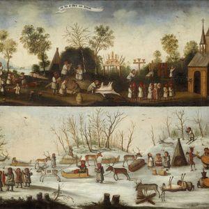 Dis sint de Sitten von Lappland (före 1688)