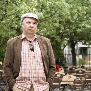 Kirjailija, runoilija Juha Kulmala