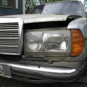 romutettava auto