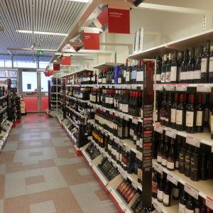 Alkos butik i Jakobstad