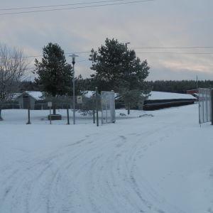 Torp-Frys farm i Ytteresse i Pedersöre