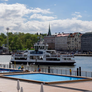 Allas Sea Pool Helsingissä