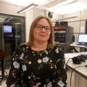 Sofia Sundqvist från Lepplax deltar i World skills tävlingen