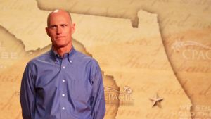 Floridas guvernör Rick Scott.