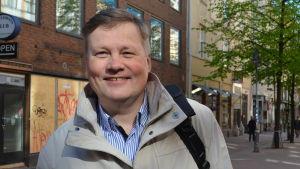 Ari Nissinen, enhetschef på Finlands miljöcentral, doktor och forskare