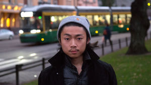 Porträtt på Wilkie Chiu
